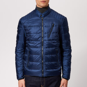 Belstaff Men's Ranworth Padded Jacket - Lagoon