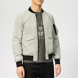 Belstaff Men's Barham Bomber Jacket - Moonshine
