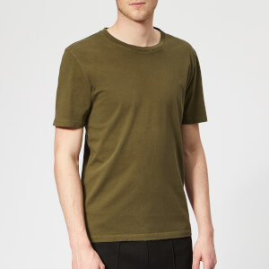 Maison Margiela Men's Basic T-Shirt - Olive