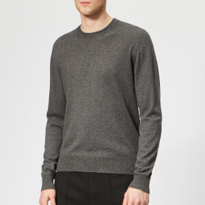 Maison Margiela Men's 14 Gauge Knitted Jumper - Dark Grey