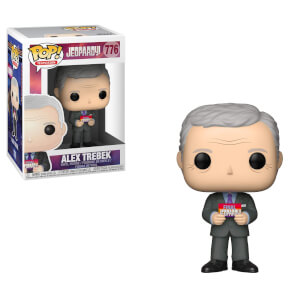 Jeopardy Alex Trebek Pop! Vinyl Figure