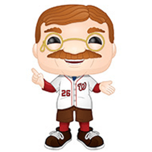 Teddy Roosevelt MLB Pop! Vinyl Figure
