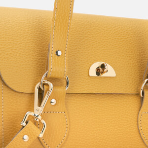 The Cambridge Satchel Company Women's Small Emily Tote Bag - Indian Yellow: Image 5