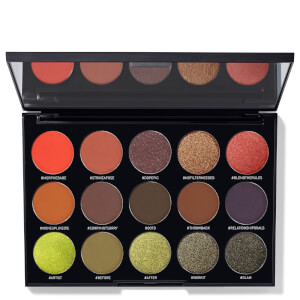 Morphe 15T Your True Selfie Artistry Palette