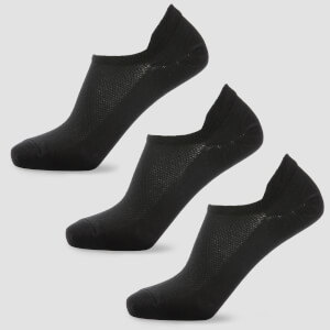 Women's Ankle Socks - Schwarz