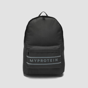 Myprotein Core Backpack - Black