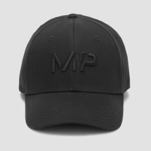 Essentials Baseball Cap - Black