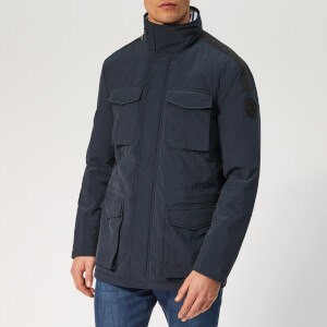 Armani Exchange Men's Field Jacket - Navy/Black