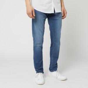 Armani Exchange Men's Slim Stretch Denim Jeans - Blue