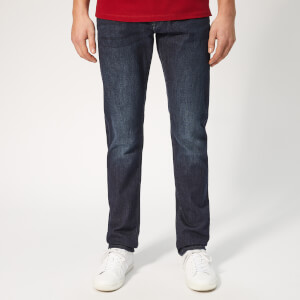 Armani Exchange Men's Slim Denim Jeans - Dark Wash