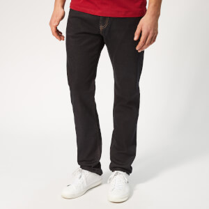 Armani Exchange Men's 5 Pocket Slim Jeans - Unwashed