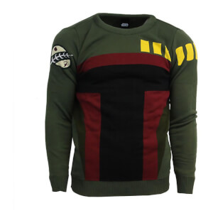 Star Wars Boba Fett Jumper - Green