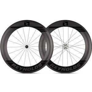 Reynolds 80 Aero Carbon Clincher Disc Brake Wheelset