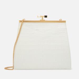 The Volon Women's Chateau Simple Bag - White