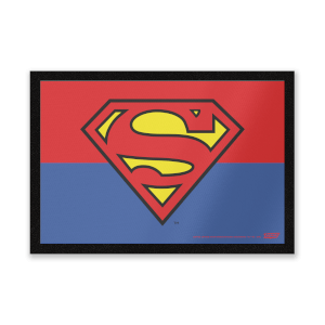 DC Comics Superman Logo Entrance Mat