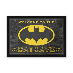 Zerbino DC Comics Welcome To The Batcave