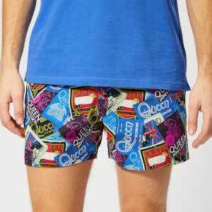 Vilebrequin Men's Moorise Queen Swim Shorts - Sea Blue