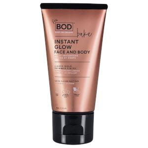 Средство для автозагара для лица и тела BOD Bake Instant Glow for Face and Body — Petite