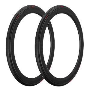 Pirelli P Zero Velo TT Folding Road Tyre Twin Pack
