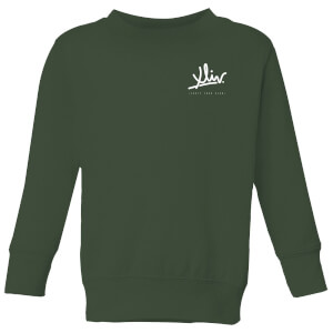 How Ridiculous XLIV Script Pocket Kids' Sweatshirt - Forest Green