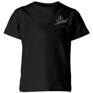 How Ridiculous XLIV Script Pocket Kids' T-Shirt - Black