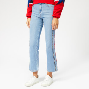 MSGM Women's Jeans - Blue