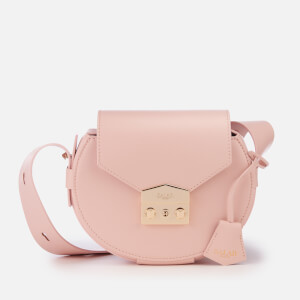 SALAR Women's Annie Basic Cross Body Bag - Pink