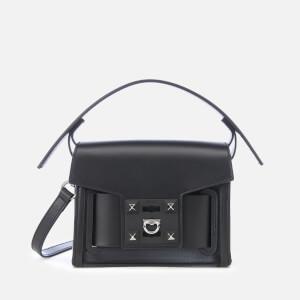 SALAR Women's Gaia Mesh Bag - Black