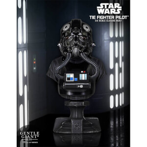Gentle Giant Star Wars Bust 1/6 TIE Fighter PGM Exclusive 13 cm