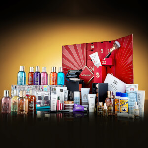 The Ultimate Christmas Bundle - Advent Calendar & Molton Brown Limited Edition Beauty Box (Worth over £370)