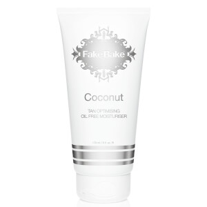 Fake Bake Black Coconut Oil Free Body Moisturiser