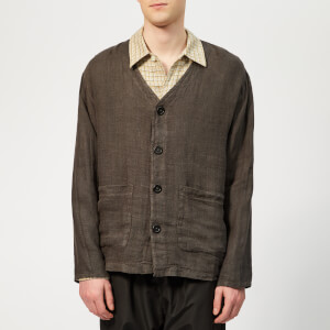 Our Legacy Men's Cardigan - Mudd Rough Sack