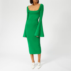 Solace London Women's Serra Dress - Green
