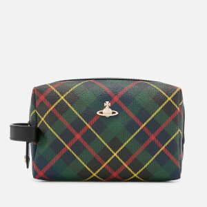 Vivienne Westwood Women's Derby Beauty Case - Hunting Tartan