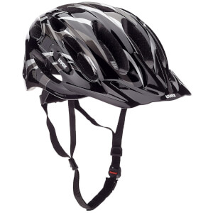 Uvex Magnum Bicycle Helmet - Black Matte