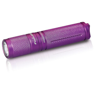 Fenix E05 Keyring Torch 85 Lumens - Purple