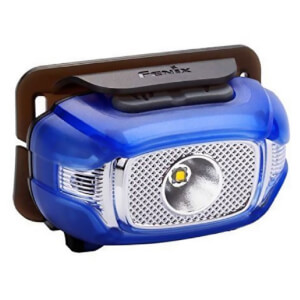 Fenix HL15 LED Running Head Torch 200 Lumens - Blue