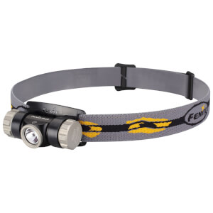 Fenix HL23 LED 150 Lumens Head Torch - Grey