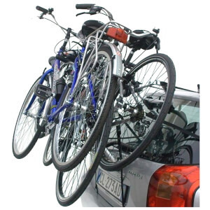 Peruzzo PER500 Cruiser Delux 3 Cycle Carrier Car Bike Rack