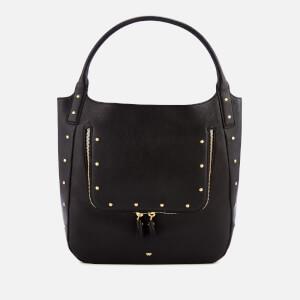 Anya Hindmarch Women's Stud Vere Shopper Bag - Black