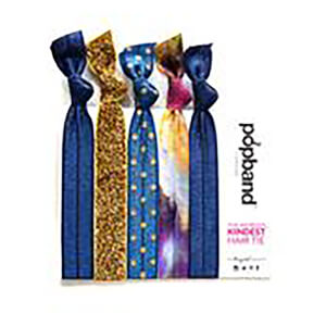 Popband London Stardust Hair Ties - Multi Pack
