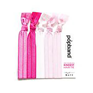 Popband London Bubblegum Hair Ties - Multi Pack