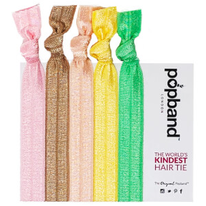 Popband London Ocean Drive Hair Ties gumki do włosów – Multi Pack