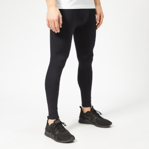 Calvin Klein Performance Men's Full Length Tights - CK Black