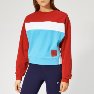 Calvin Klein Performance Women's Pullover Sweatshirt - Samba
