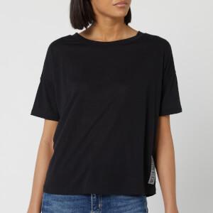 Calvin Klein Performance Women's Short Sleeve T-Shirt - CK Black