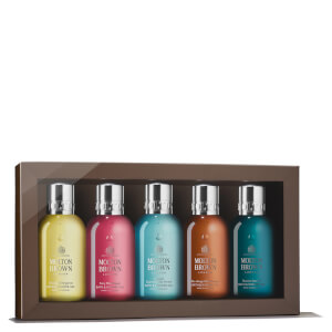 Set de baño Iconics de Molton Brown