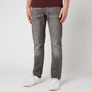 Emporio Armani Men's 5 Pocket Skinny Jeans - Denim Nero