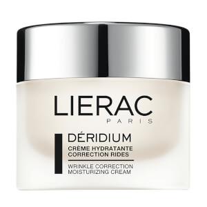 Crema hidratante correctora de arrugas Déridium de Lierac