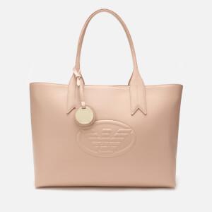 Emporio Armani Women's Shopping Bag - Carne